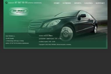 DAZ-TRONIK - Oklejanie Szyb Samochodowych Suwałki