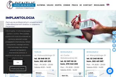 Centrum Stomatologii Dentus - Protetyk Toruń