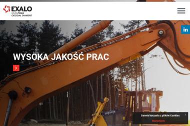 DIAMENT - Budowa dróg Zielona Góra