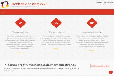 Anna Mikołajczyk Tłumacz przysięgły języka niemieckiego - Kurs niemieckiego Bytom