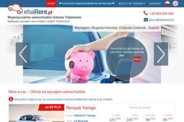ekaRent - Wypożyczalnia samochodów Gdynia