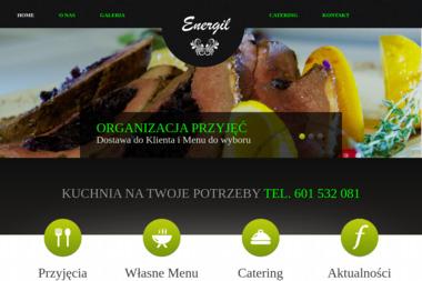 Dom Przyjęć Energil - Usługi Kulinarne Rybnik
