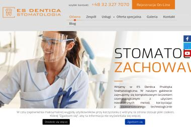 ES DENTICA - Gabinet Dentystyczny Tychy