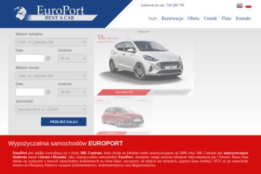 Piotrków - Oddział EuroPort - Wypożyczalnia Aut Łódź