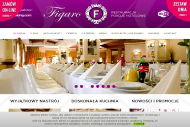 FIGARO - Catering P艂ock