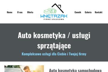 Firma Usługowa Wnętrzak - Pranie Dywanów Wojnicz