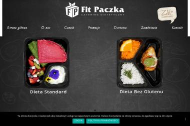 Fit Paczka Catering Dietetyczny - Catering Tarnów