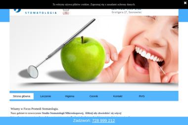 Focus Promedi Stomatologia - Stomatolog Sosnowiec