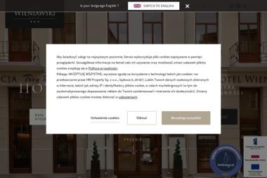 Hotel Wieniawski - Usługi Cateringowe Lublin