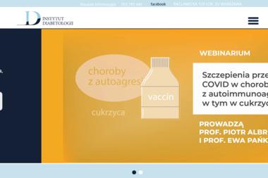 Instytut Diabetologii - Diabetolog Warszawa