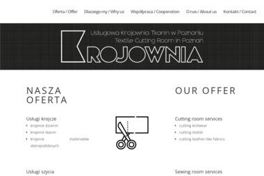 Krojownia - Trafarety Poznań