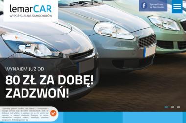 lemar CAR - wypożyczalnia samochodów - Wypożyczalnia samochodów Rybnik
