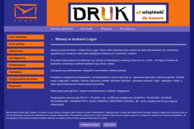 Drukarnia Logos - Zakład Introligatorski Myślenice