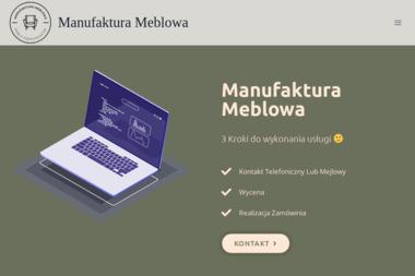 Manufaktura Meblowa - Tapicerowanie Kalisz
