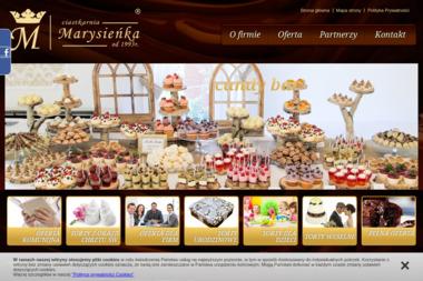 Ciastkarnia Marysienka - Cukiernia Gliwice