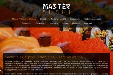 Master Sushi Bartosz Radziwiłłów - Agencje Eventowe Warszawa