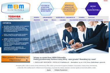 MBM Elektronika - Energia odnawialna Tarnów