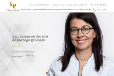 Gabinety Specjalistyczne MERCEDENS - Gabinet Stomatologiczny Zabrze
