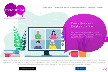 MOVE & MÓW - Szkoła Językowa Dzierżoniów