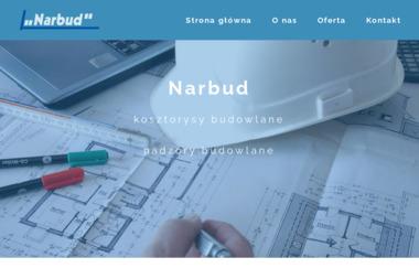 Narbud - Kierownik budowy Nowy Sącz