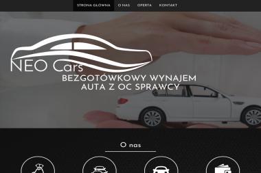 Neo Cars - Wypożyczalnia samochodów Świętochłowice