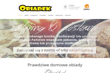 Restauracja Obiadek - Catering świąteczny Szczecin