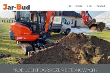 Producent grodzeń betonowych Jar-Bud - Ogrodzenia z Betonu Przedbórz