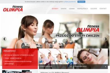 Olimpia Fitness Ewa Krupa - Trening Personalny Jaworzno