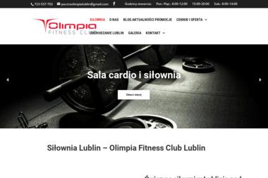 Olimpia Fitness Club - Trener personalny Lublin