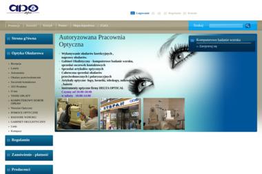 Autoryzowana Pracownia Optyczna - Okulary, oprawy, optycy Świdnica