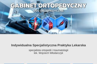 Gabinet Ortopedyczny Wojciech Włodarczyk - Ortopeda Chodzież