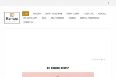 Piekarnia - Ciastkarnia KAMPA - Cukiernia Lubliniec