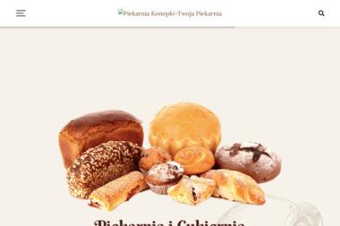 Piekarnia Konopki - Cukiernia Grajewo