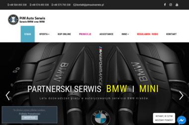PiM Auto Serwis s.c. Marcin Mikos, Adam Płatek - Elektryk samochodowy Kraków