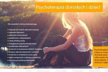 Gabinet psychoterapii - Psycholog Poznań