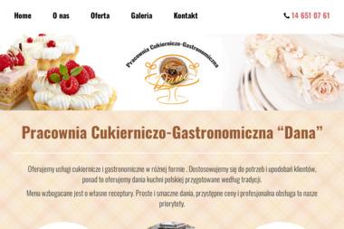 Pracownia Cukierniczo-Gastronomiczna DANA - Catering Ciężkowice