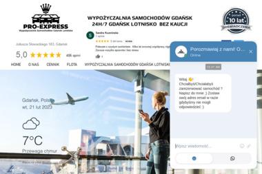 PRO-EXPRESS - Wypożyczalnia Aut Gdańsk