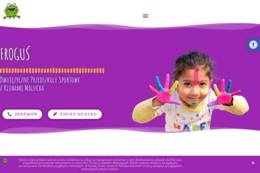 """Niepubliczne Przedszkole """"Froguś"""" - Przedszkole Inowrocław"""