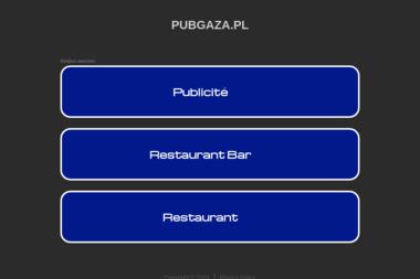 PUB GAZA - Catering Dietetyczny Piotrków Trybunalski
