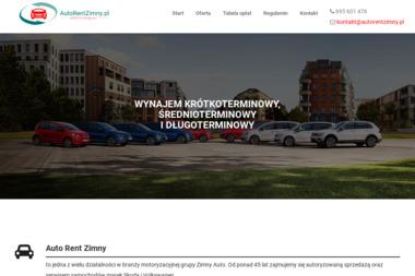 AutoRentZimny - Wypożyczalnia Aut Piotrków Trybunalski