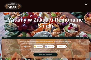 Regionalne Smaki - Gastronomia Zielona Góra