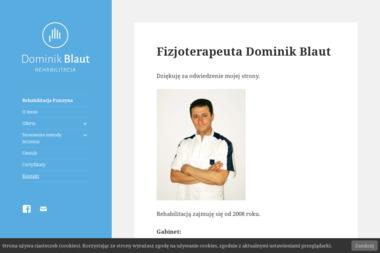 Dominik Blaut - Rehabilitacja - Masaże dla Par Pszczyna