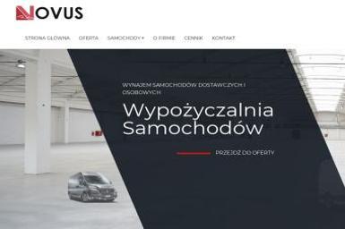 Novus - Wypożyczalnia samochodów Żory