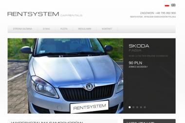 RentSystem - Wypożyczalnia samochodów Gdynia