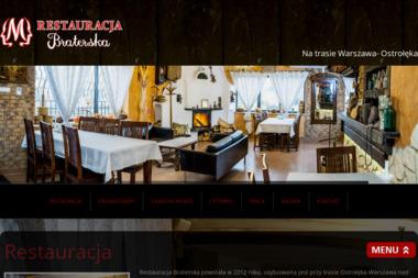 Restauracja Braterska - Gastronomia Młynarze