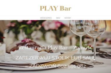 Play Bar - Catering świąteczny Zamość