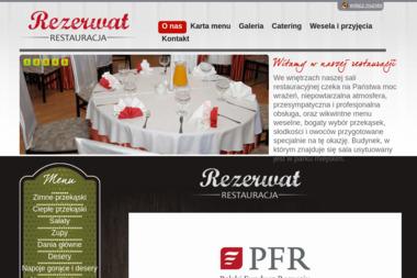 Restauracja Rezerwat - Catering Dietetyczny Koszalin
