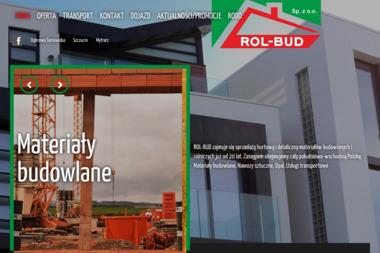 ROL-BUD - Materiały wykończeniowe Dąbrowa Tarnowska