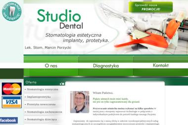 Studio Dental - Usługi Stomatologiczne Ruda Śląska