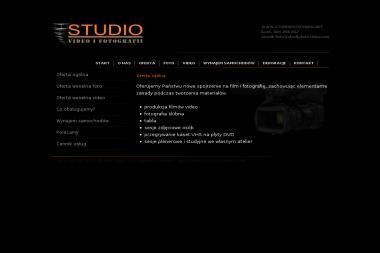 Studio Video i Fotografii - Wideofilmowanie Dąbrowa Tarnowska